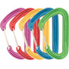 DMM Chimera Carabiner 5-Pack Red/Blue/Green/Purple/Gold